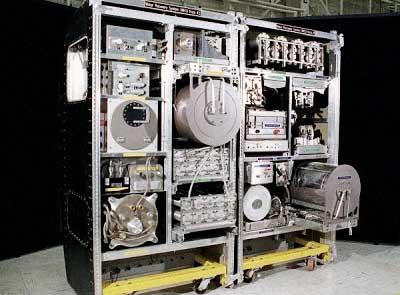 maquina orina NASA