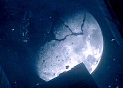 Misil impacta luna espacio