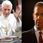 Benedicto y Obama se reúnen hoy por la paz de Israel