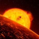 Descubren un planeta de Fuego y Lava arde a 3,600 grados F