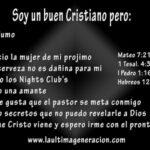 ¿Eres cristiano? Un video de advertencia para ti