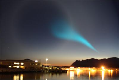 cometa cercano