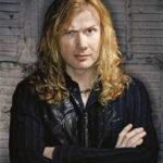 Vocalista de Megadeth dice ser Cristiano
