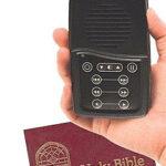 Biblias solares en audio para Haití