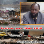 Profecías sobre catástrofes en Chile