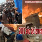 2010 el año de los terremotos