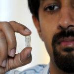Píldoras con microchip inteligente