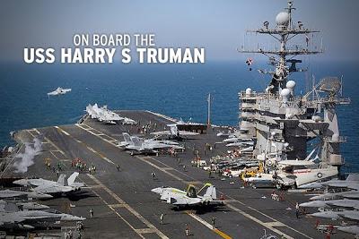 Portaaviones de marina USA