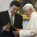La UE quiere que el Papa asuma Movimiento Mundial por la Paz