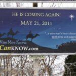 Decir que Cristo vuelve en mayo es equivocado dice Teólogo