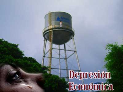 Sueño de depresion economica