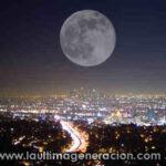 Súper Luna sábado 19 de marzo