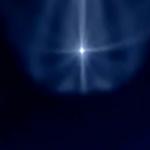 """""""UFO"""" forma una cruz en los cielos de Rusia"""