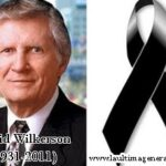 David Wilkerson fallece en accidente de transito