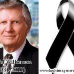 David Wilkerson fallece en accidente de transito