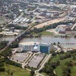 """Río de Missouri se podría inundar con """"proporciones bíblicas"""""""