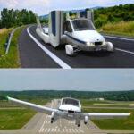 Aprueban el primer auto volador para carreteras