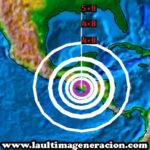 Tres sismos impactaron Guatemala