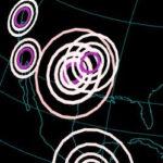Varios sismos golpearon a lo largo de toda America