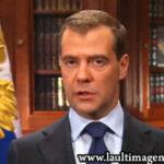 Dmitri Medvédev anuncia movimientos militares