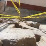 Abandonan hogares por aparición de grietas