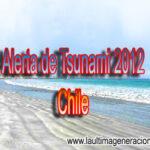 Tsunami en Chile (Alerta)