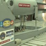 Marina de E.U. prueba arma electromagnética