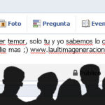 Perfil de Facebook será carta de presentación