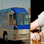 """Inventan bus """"para curar a los borrachos"""""""