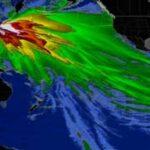 Japón ocultó mapa de contaminación nuclear