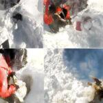 13,000 ovejas son sepultadas por nieve