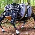El perro robot que puede perseguirte
