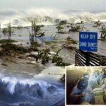 Huracán Sandy imágenes devastadoras