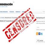 Google en favor de la libertad de expresión en Internet