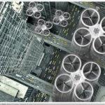 Drones domésticos se desplegarían en el cielo