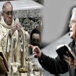 Luis Palau impacta al declararse a favor del Papa