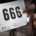 Adolescente se niega a correr si portaba el 666