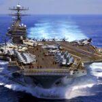 """Irán podría estar construyendo portaaviones """"para simular"""""""