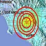 """Los Ángeles California se aseguran para esperar """"El Grande"""""""