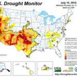 """Sequía en Estados Unidos podría ser """"apocalíptica"""""""
