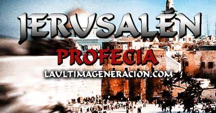 profecia de jerusalen